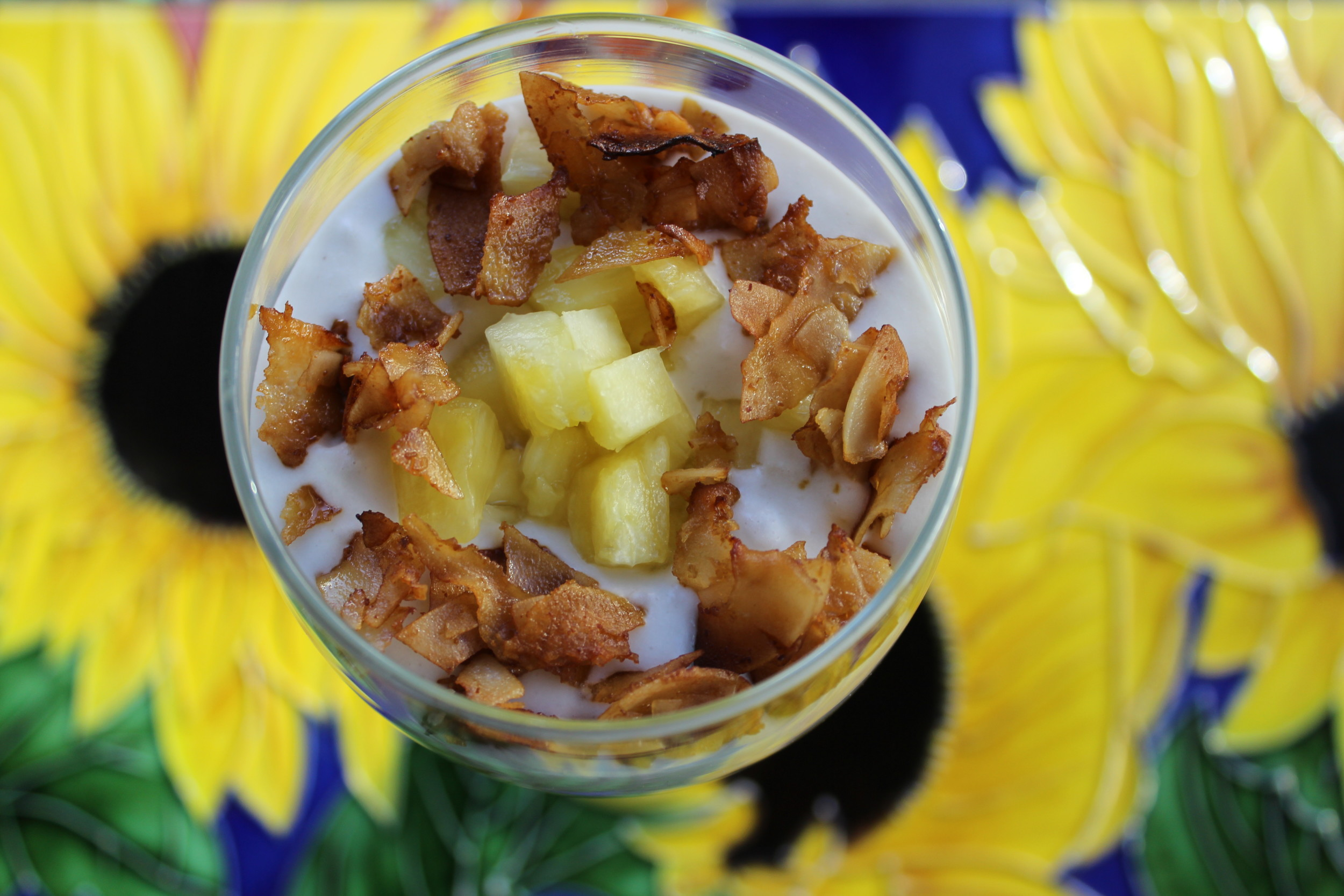 PineapplePudding