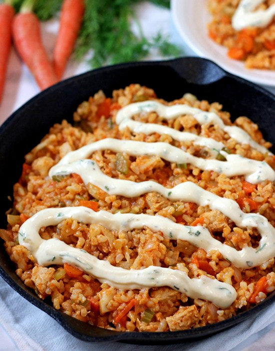buffalo-chicken-rice-featured