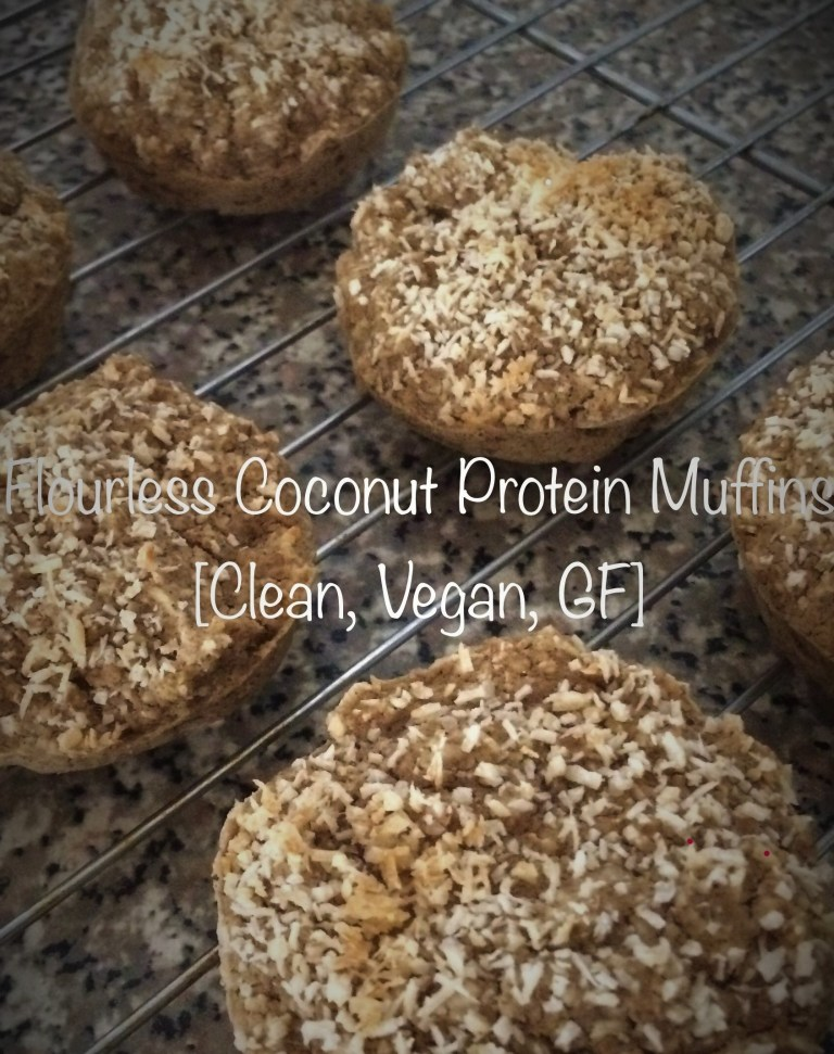 Flourless-Coconut-Protein-Muffins-Clean-Vegan-GF-...And-A-Dash-of-Cinnamon